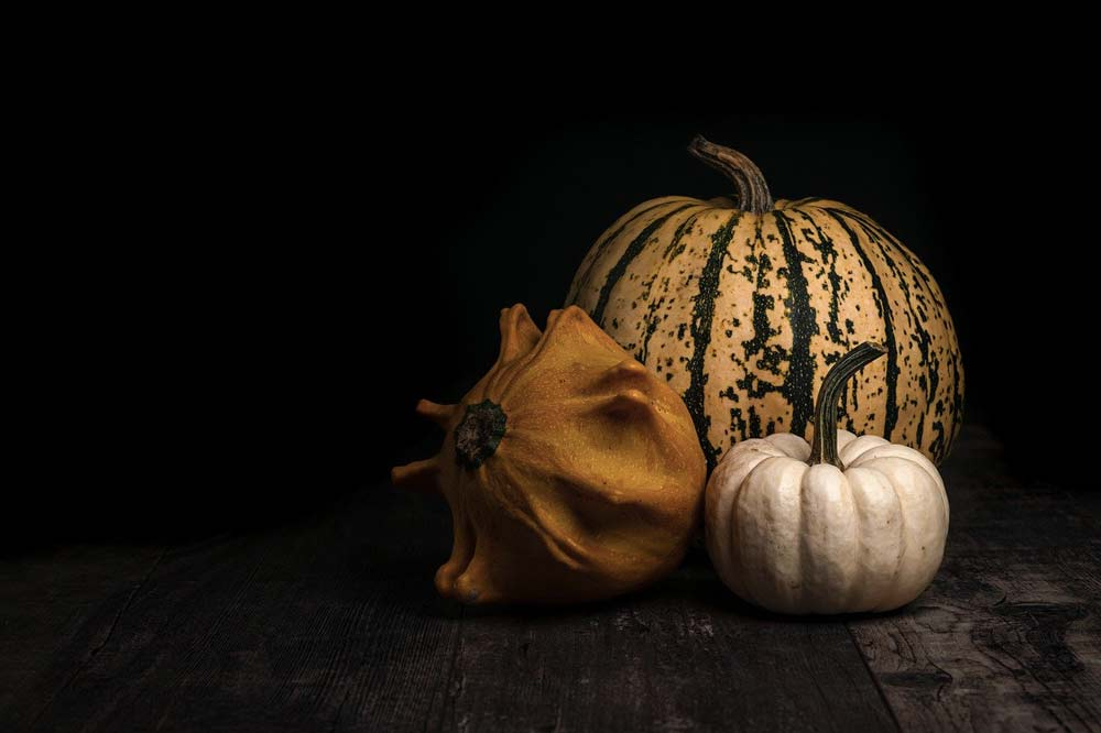 I cristalli dell'autunno! (Halloween/Samhain edition)